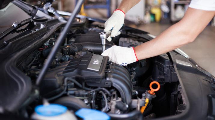 BMW Car Parts At West London