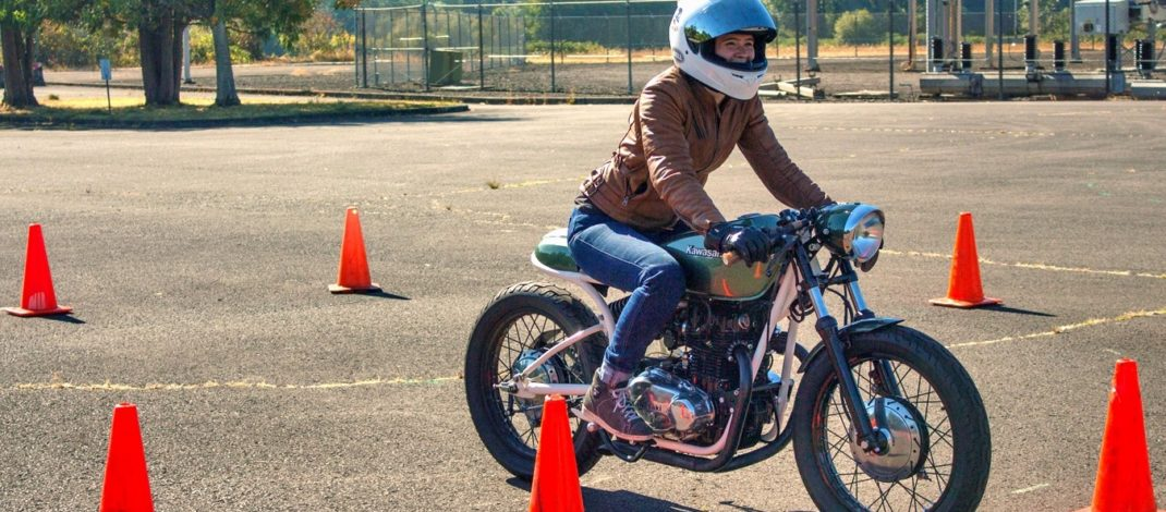 How to Learn to Ride a Bike by Taking a CBT Test