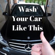 How to Properly Clean Your Car