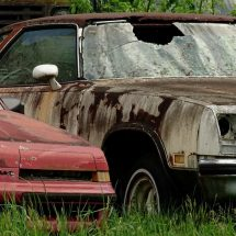 Your Junk Car Still Has Valuable Parts