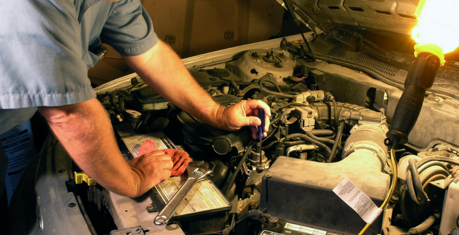 2 Steps to Better Car Care