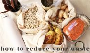 4 Easy Ways to Reduce Your Household Waste