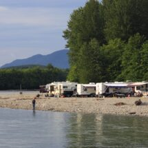 3 Places To Safely Park Your RV