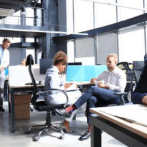 Roaming While You Work – One Surprising Workplace Trend