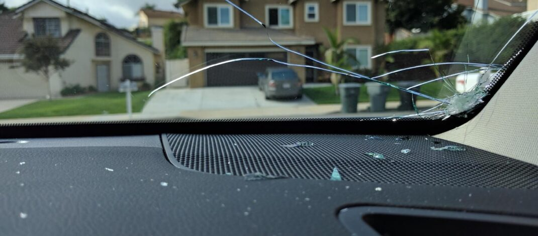Reasons To Avoid Driving Around With a Broken Windshield