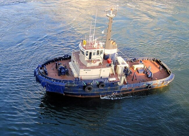 4 Things You Didn't Know About Tug Boats